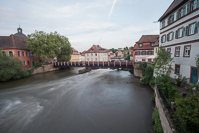 the Regnitz in old town