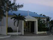 the church in San Pedro